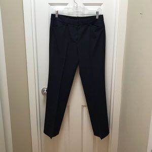Theory Navy Suit Pants Size 4